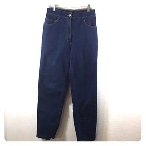 Blue Willis Dark Blue Jeans European Size 42 29""